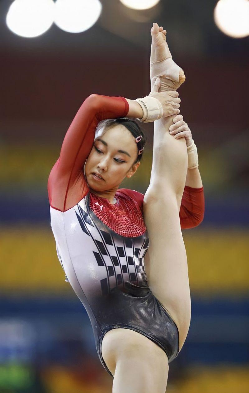 体操女子~確実にハイレグな世界~